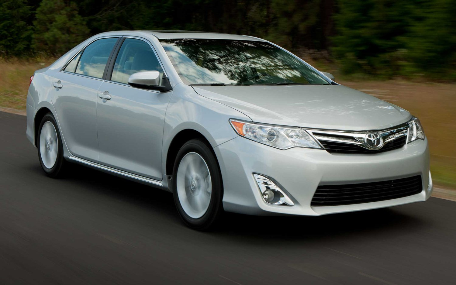 Toyota Camry 2013 new