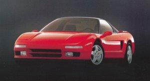 Honda NSX 1989