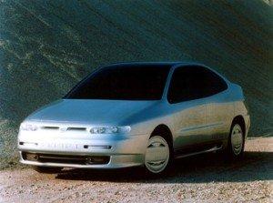 автомобиль SEAT Proto T
