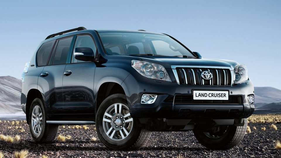 2014 toyota land cruiser prado makes video debut 2017 2018 best cars reviews