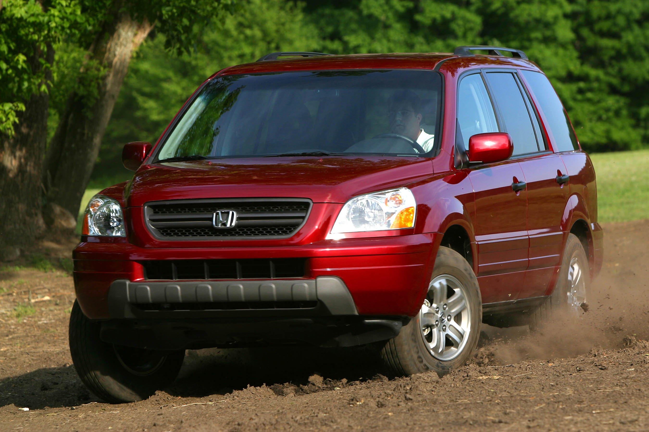Honda Pilot EX.