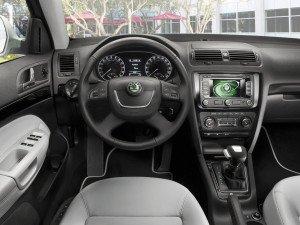 Octavia A5 new interier