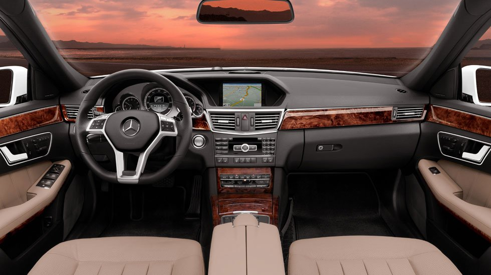 Mercedes benz e class for Mercedes benz e 350 2013