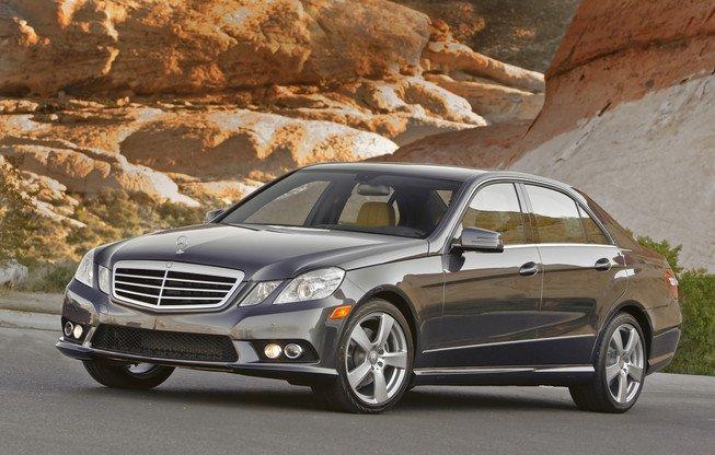Mercedes-Benz E-Class (Мерседес Е-класс) - характеристика ...
