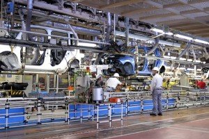 Завод Nissan