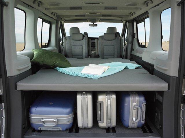 Renault Trafic багажник