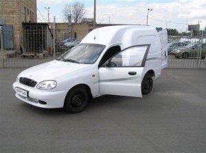 Daewoo Lanos фургон