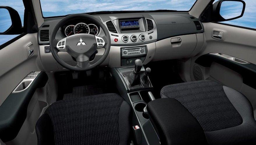 Mitsubishi L200 - характеристика автомобиля. Митсубиси Л200 ...