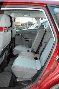 Интерьер Seat Altea XL