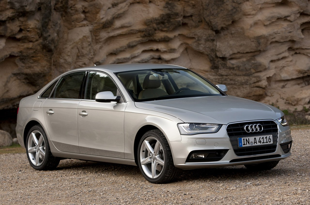 Audi A4 - Ауди А4