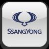 SSANGYONG логотип
