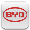 BYD логотип