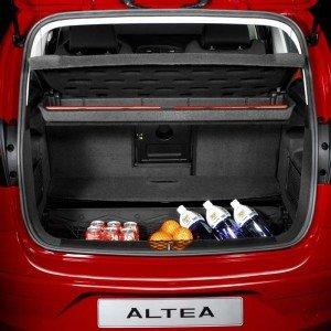 багажник Seat Altea