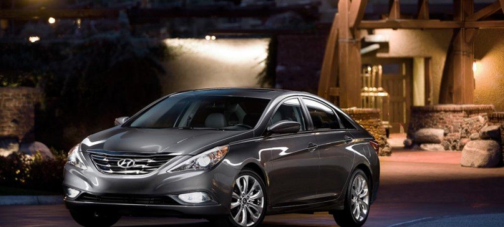 Hyundai рассекретил обновлённую «Сонату»