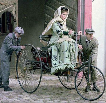 Первая женщина за рулем автомобиля рекомендации