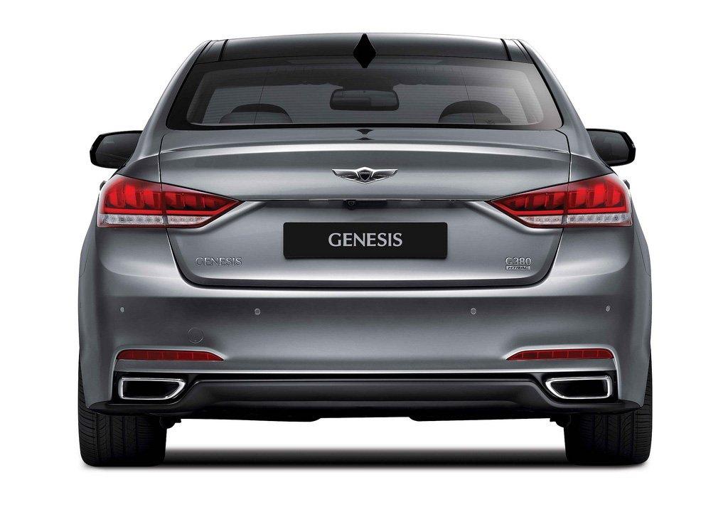 Российский анонс Hyundai Genesis пройдёт в ближайшее время