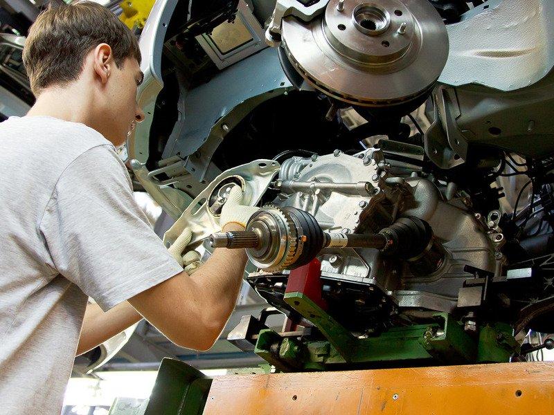 На АвтоВАЗе завершается разработка новых двигателей и АКПП