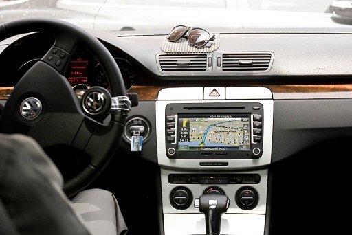 Встроенный навигатор
