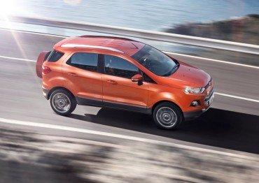 Кроссовер Ford EcoSport, надежный, компактный, автомобиль для города и путешествий