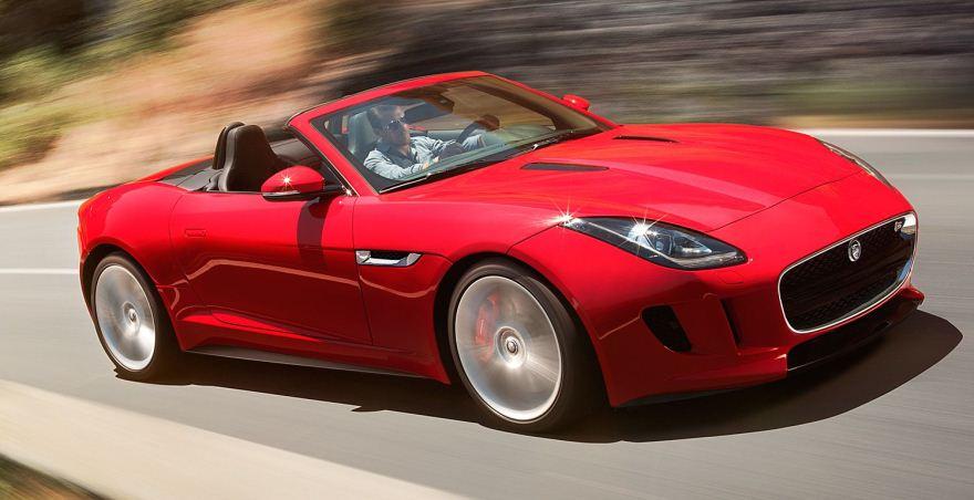Jaguar-f-Туре