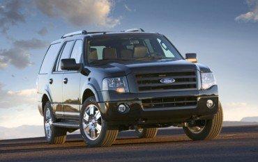 Обзор внедорожника Ford Expedition