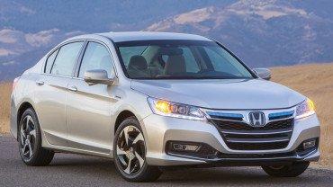 Honda Accord предпочтение американцев и россиян