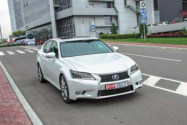 Отзыв Lexus GS 250 в эксплуатации 6 месяцев