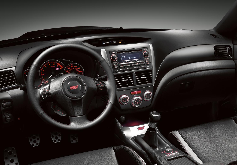Subaru wrx sti 2014 фото