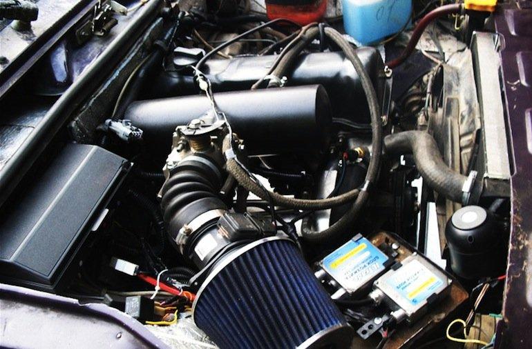 увеличиваем мощность двигателя