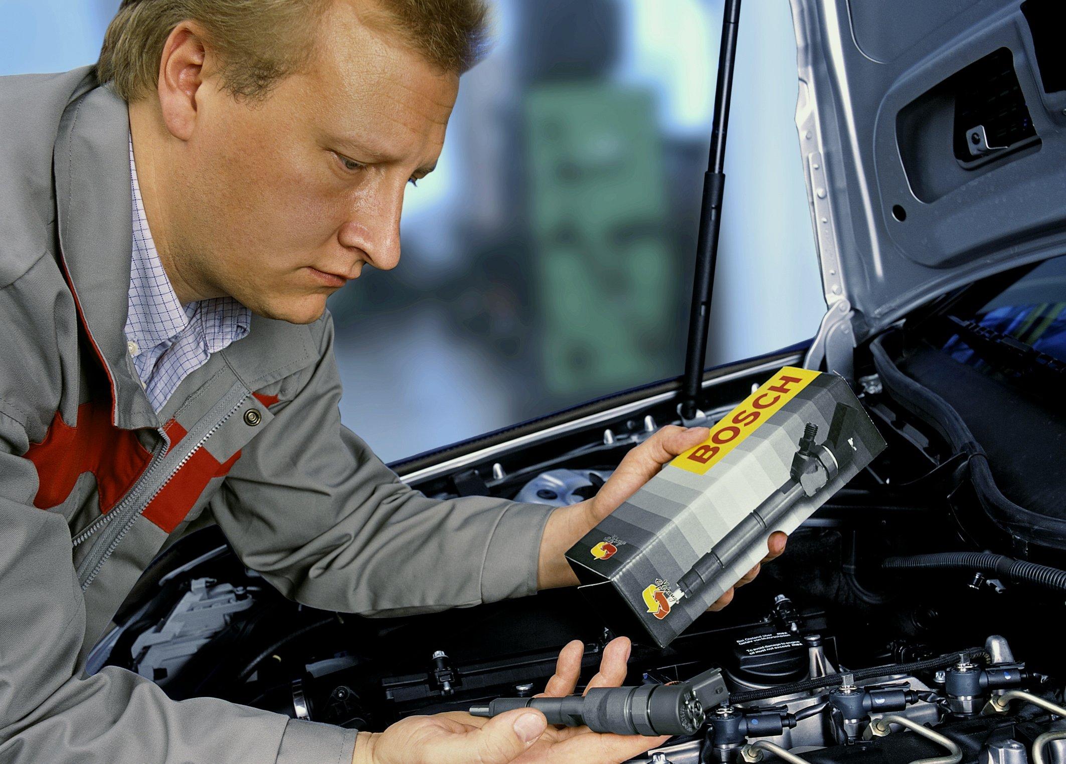 инжектор ремонт авто