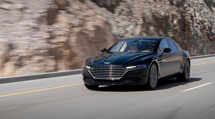 Aston Martin Lagoinda