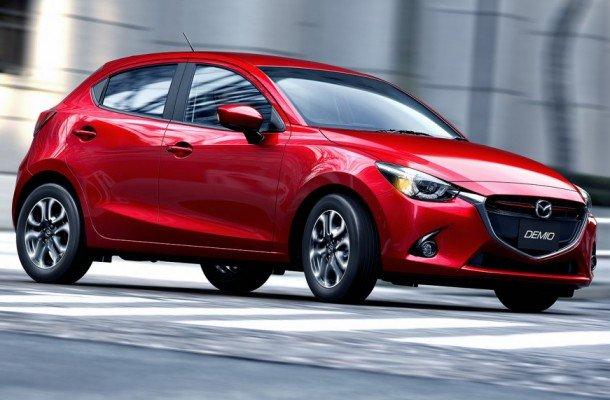 В Лос-Анджелесе покажут Mazda CX-3 2015 ?