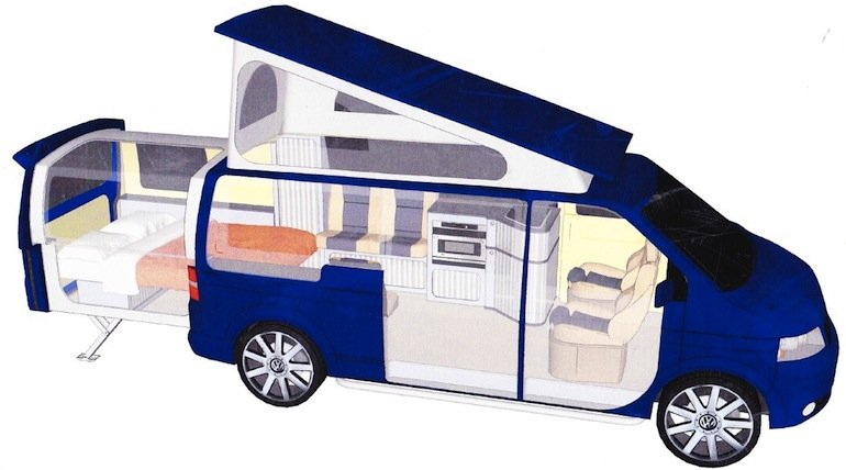 volkswagen camper van autos weblog. Black Bedroom Furniture Sets. Home Design Ideas