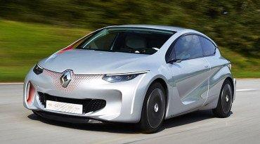 Renault Eolab — обзор самого экономичного автомобиля будущего
