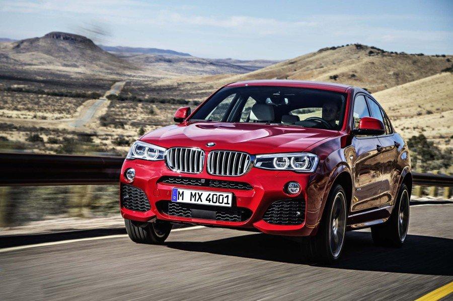 Обзор и тест нового кроссовера от BMW X4