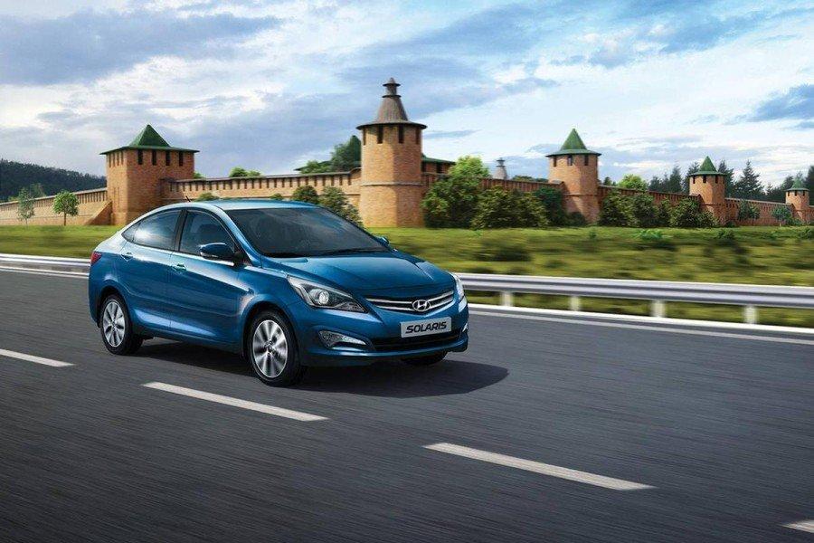 Тест нового Hyundai Solaris и отзывы экспертов