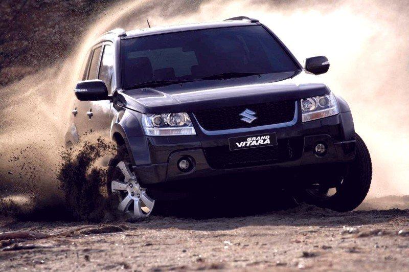 Suzuki выпустит эксклюзивную Grand Vitara