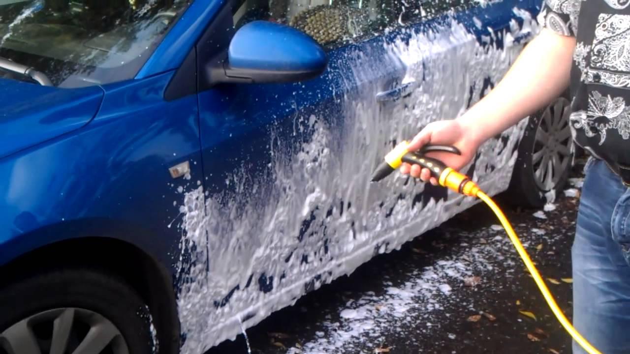 Как сделать автомойку во дворе своего дома