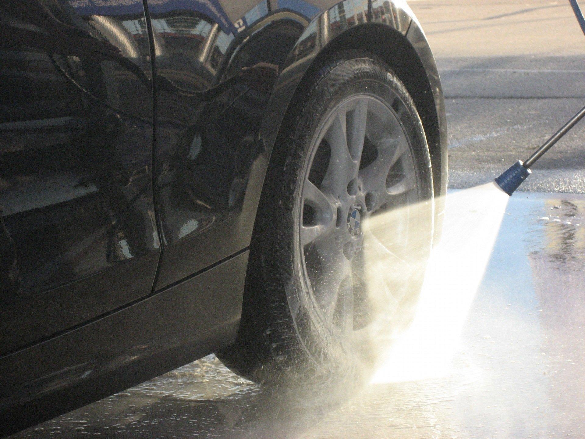 как нужно мыть колеса автомобиля