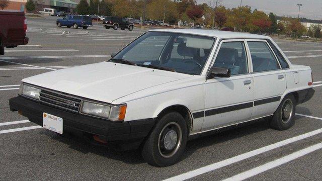 Тойота КамриV10