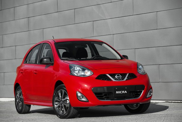 Nissan Micra подвергся многим изменениям