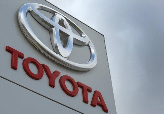 Toyota компания