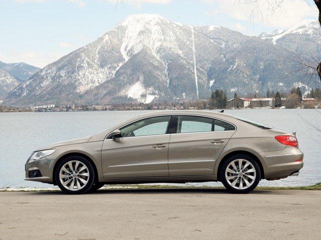 Картинки по запросу Volkswagen CC сбоку