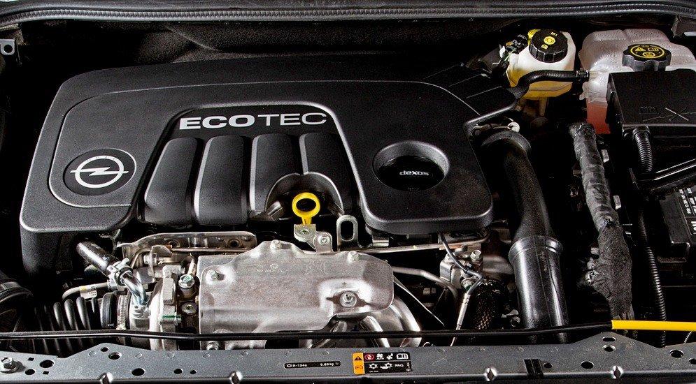 двигатель от Opel Astra J