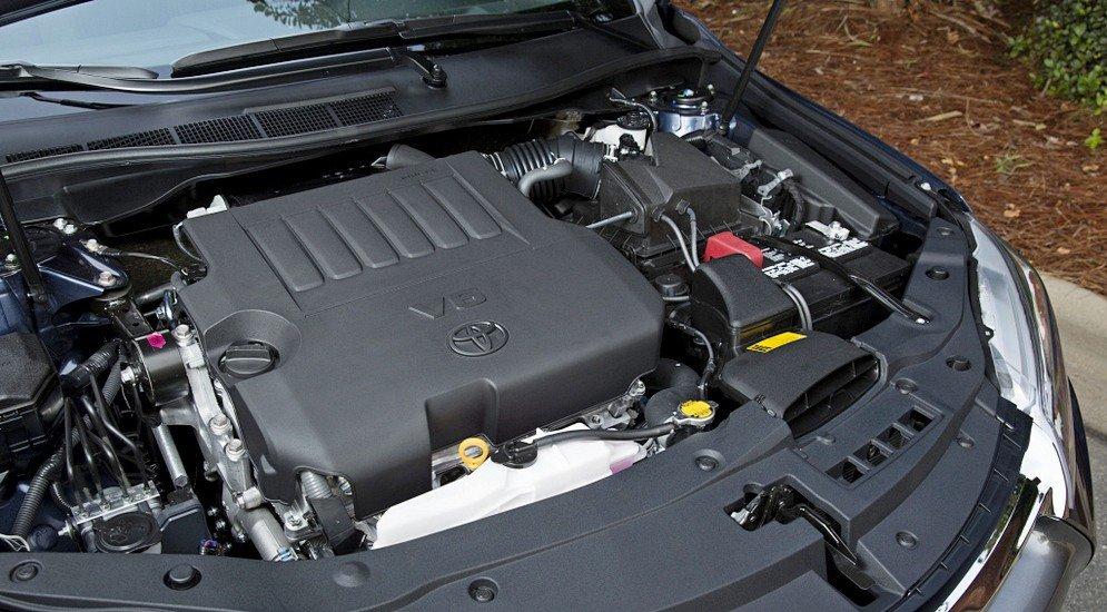 двигатель от Toyota Camry