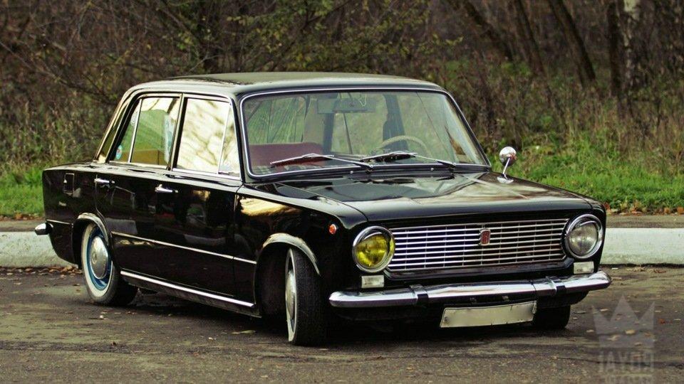 автомобили клоны fiat 124