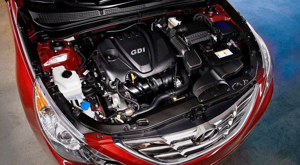 Двигатель G4KE/4B12