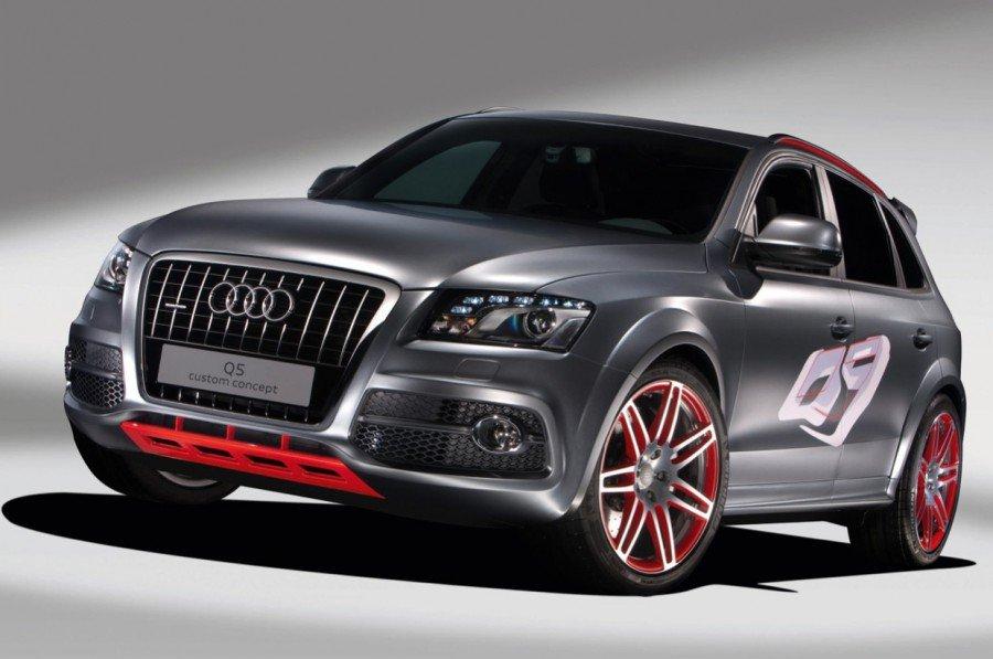 Топ-версия Audi Q7 уже на подходе