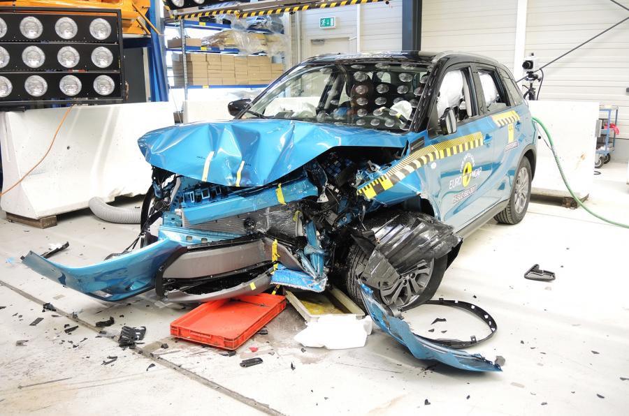 Renault и Suzuki набирают высший балл в последних тестах Euro NCAP
