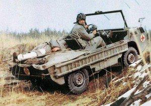 ЛуАЗ-969 «Волынь»: жизнь и смерть «Еврейского броневика»